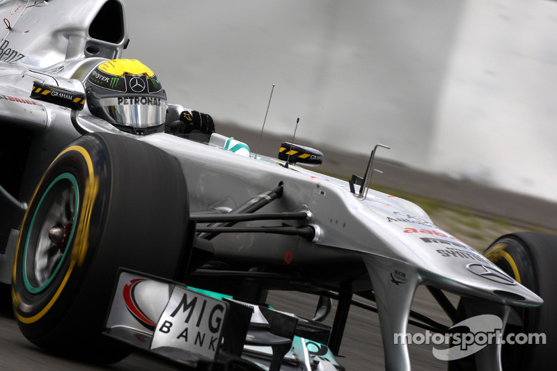 Mercedes Feature - Hungarian Grand Prix Will Be A Race Of Anniversaries