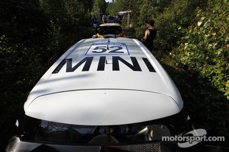 MINI Rally Finland Leg 1 Summary