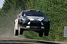 Citroen Racing Tech Rally Finland Event Summary