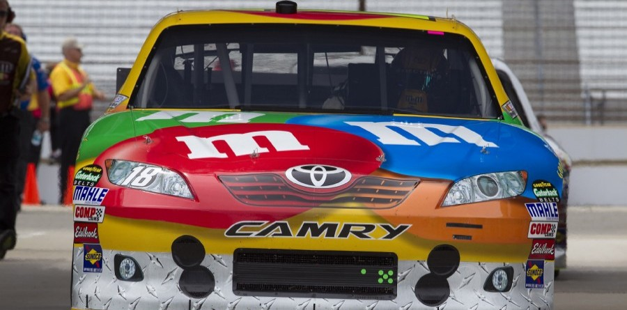 Kyle Busch Heads To Pocono For Second NASCAR Cup Event