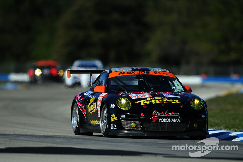 Alex Job Racing Mid-Ohio Qualifying Report