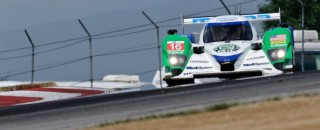 ALMS Dyson Racing Pleased With ALMS Pole At Mid-Ohio