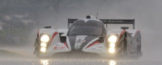 ALMS Luhr & Graf Bring Home ALMS Win At Rainy Mid-Ohio