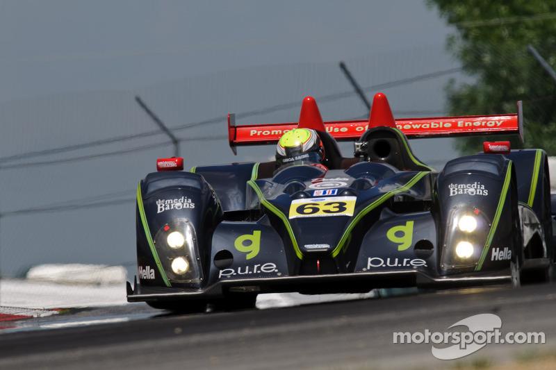 Genoa Racing Mid-Ohio Race Report