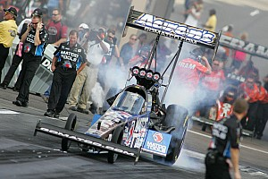 NHRA Antron Brown Seattle Final Report