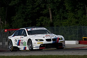 ALMS Bill Auberlen Mid-Ohio Race Report