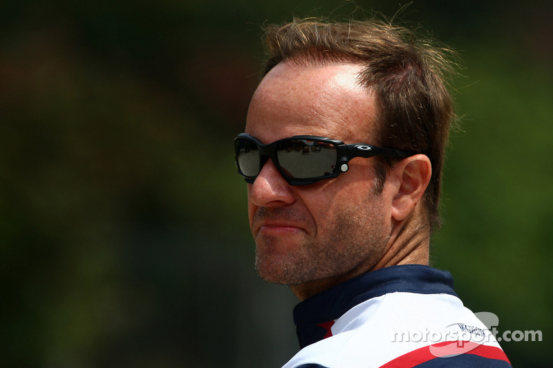 Barrichello denies criticising Williams team