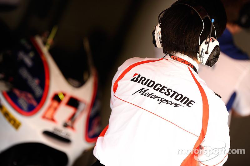 Bridgestone offers full selection for Czech GP