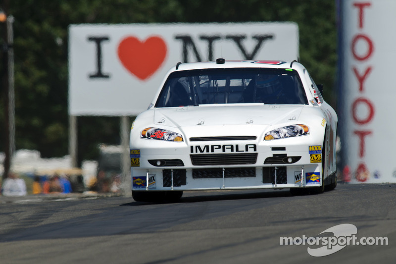 Ron Fellows ready for Watkins Glen weekend