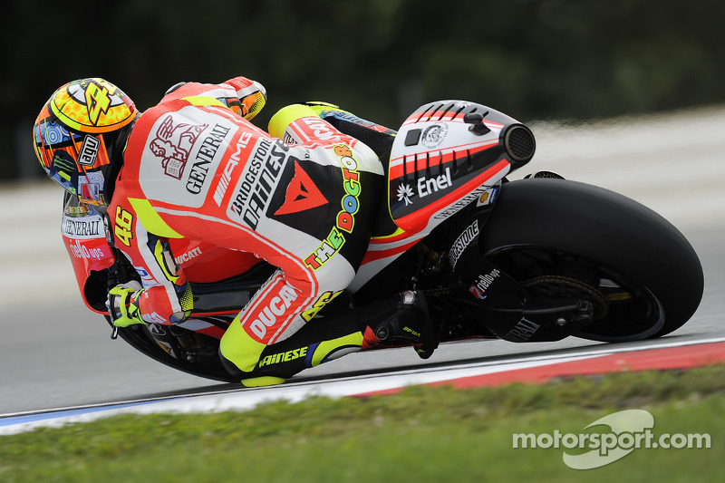Ducati Czech GP qualifying report