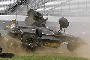 IndyCar KV Racing - Lotus Loudon race report