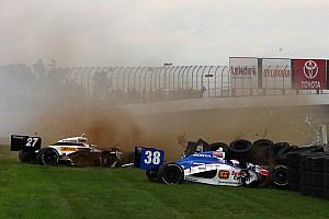 IndyCar CGR's Graham Rahal Loudon race report