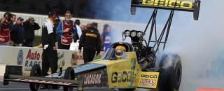 NHRA Morgan Lucas seeks to win at Brainerd