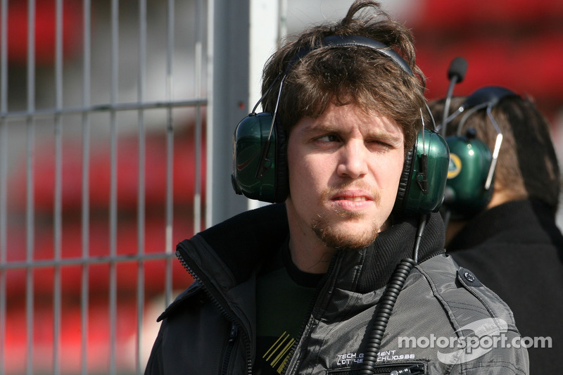 Razia in talks for Team Lotus race debut at Interlagos