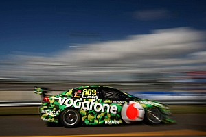 Supercars TeamVodafone has high hopes for Ipswich 300