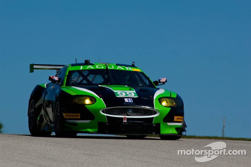 JaguarRSR Road America qualifying report