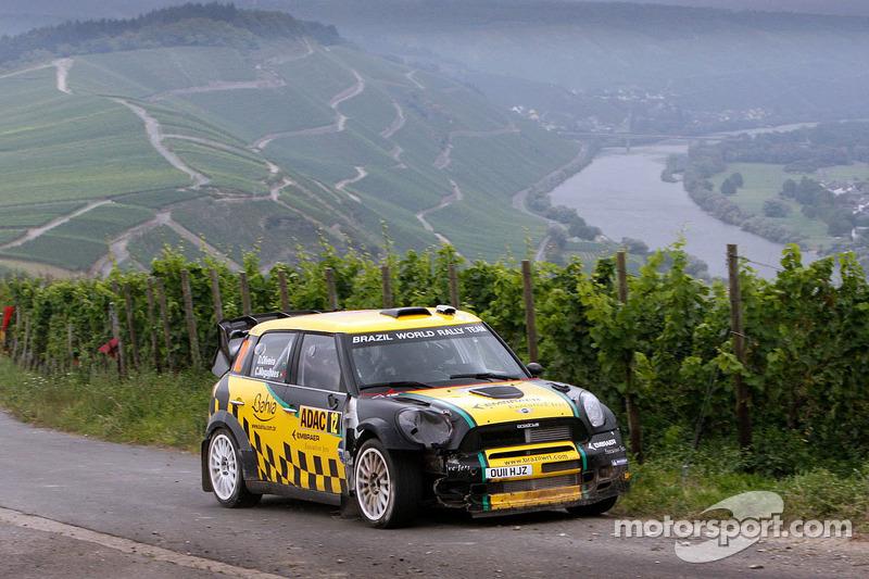 Brazil WRT Rally Deutschland leg 1 summary