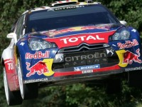 Ogier takes Rallye Deutschland lead on second leg