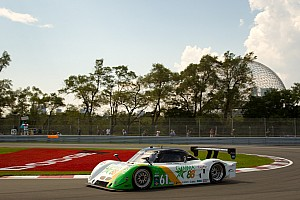 Grand-Am AIM Autosport Montreal qualifying report