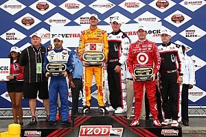 IndyCar Series announces Loudon protest decision