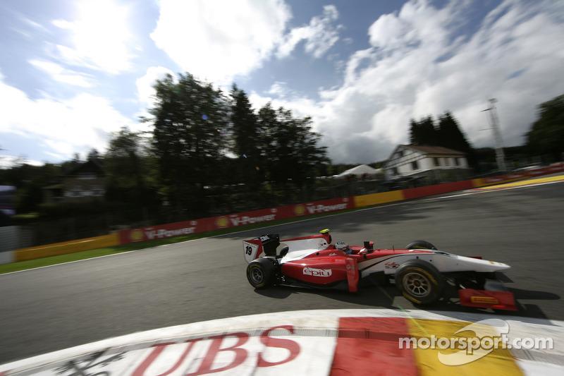 Scuderia Coloni Spa race 1 report