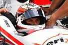 Team Penske Sonoma qualifying report