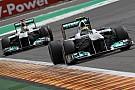 Mercedes Belgian GP - Spa race report