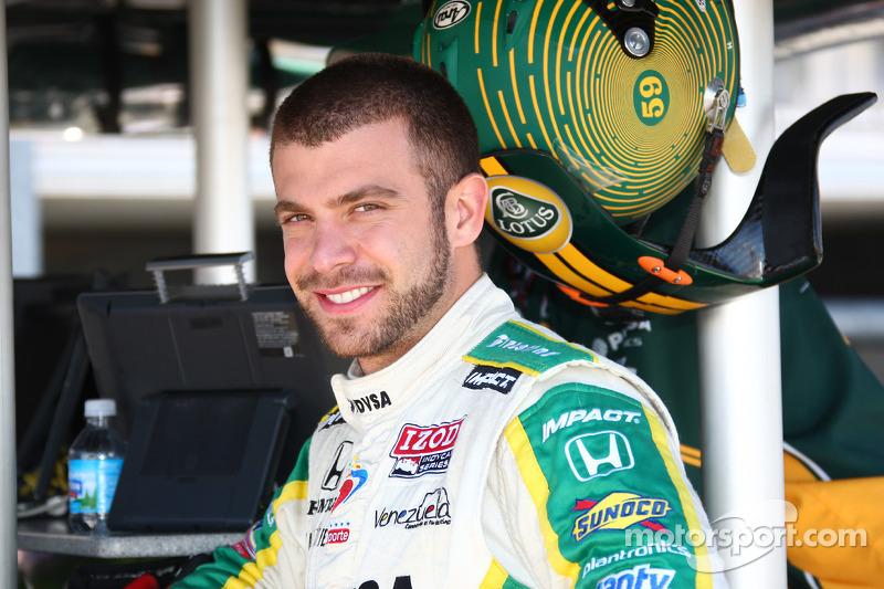 KV Racing - Lotus Sonoma race report