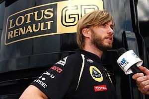 Formula 1 'Emotional' Heidfeld reaction 'surprised' Renault