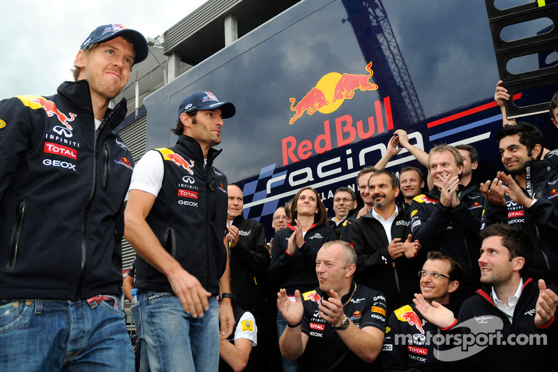 No fear of Monza after Red Bull's Spa speed