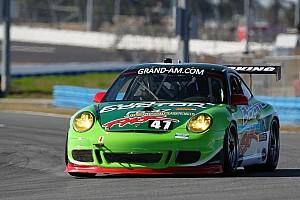Grand-Am Jeffery Earnhardt & Rick Ware  team for 2012