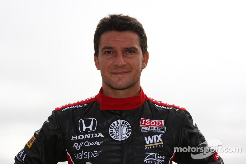 Dreyer & Reinbold Racing Baltimore Friday report