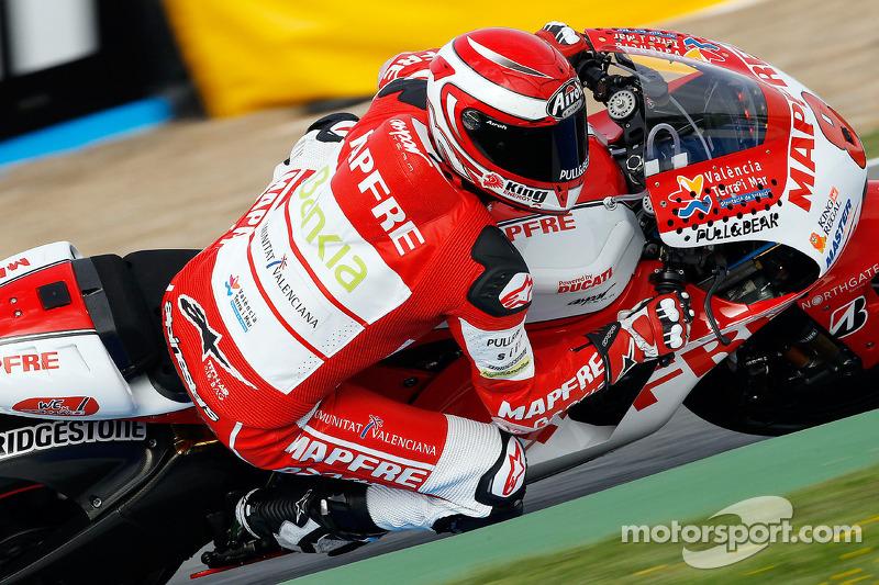 Aspar San Marino GP Friday report