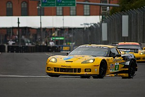 ALMS Corvette Racing Baltimore race report