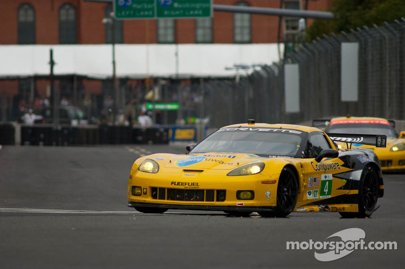 Corvette Racing Baltimore race report