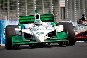 IndyCar HVM Racing Baltimore race report