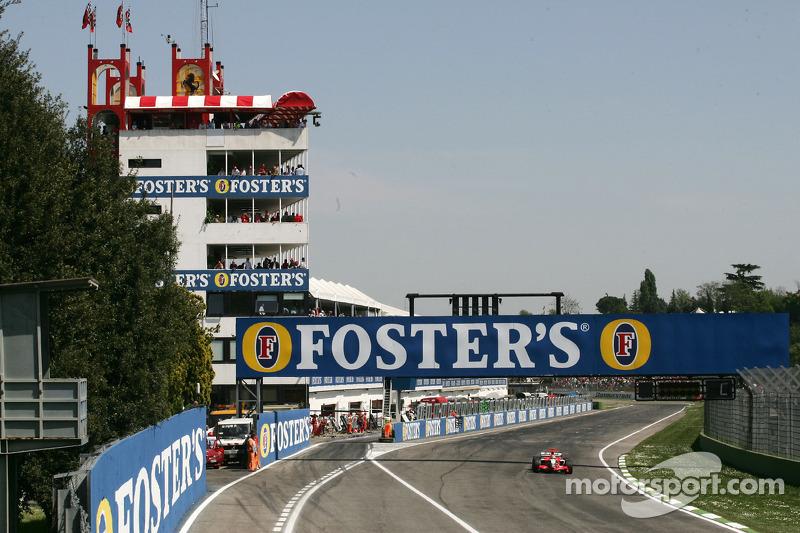 Imola eyes Formula One return with top FIA rating