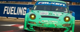ALMS Team Falken Tire wins GT class at Baltimore