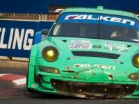 Team Falken Tire wins GT class at Baltimore