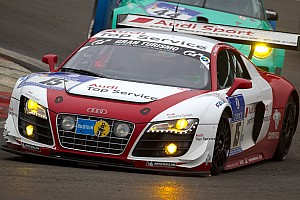 Grand-Am Audi prepares R8 LMS for 2012 Rolex season