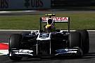 Williams Italian GP - Monza Friday practice report
