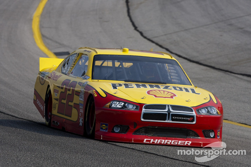 Dodge teams Richmond II qualifying quotes