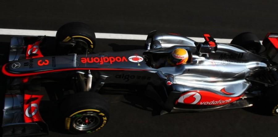 McLaren Italian GP - Monza qualifying report