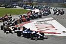 Carlin Monza race 1 report