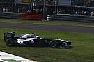 Williams Italian GP - Monza race report