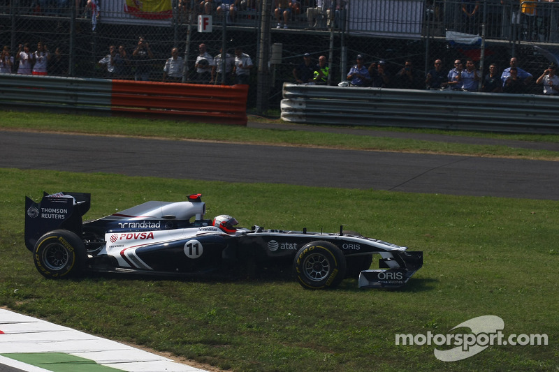 Williams Italian GP - Monza race report