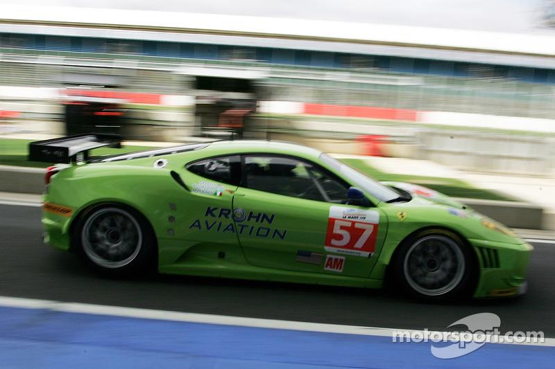 Krohn Racing Silverstone race report