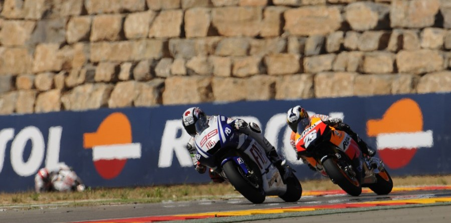 Series returns to Spain for Aragon GP