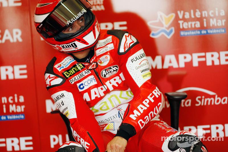 Aspar Aragon GP Friday report
