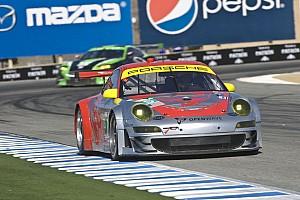 ALMS Porsche Motorsport Laguna Seca qualifying report